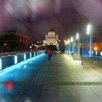 Прогулка по вечернему городу :: Galina Belugina