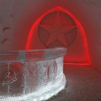 Залы снежной пещеры :: Ольга