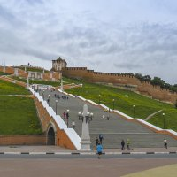 Знаковое место Нижнего Новгорода :: Сергей Цветков