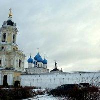 Высоцкий монастырь. :: tatiana