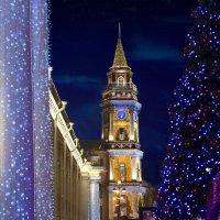 Здание Городской думы на Невском проспекте, Санкт-Петербург :: Максим Хрусталев