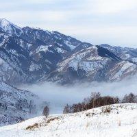 Прогулка в горах :: Горный турист Иван Иванов