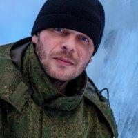 Голубой лёд. :: Александр Орлов