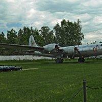 Ту-4. Единственный сохранившийся экземпляр. Монино. Tu-4. The only surviving specimen. Monino. :: Юрий Воронов