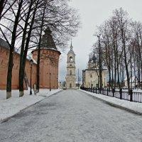 Суздаль. Спасо-Евфимиев монастырь :: Николай Смольников
