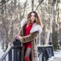 Красное на белом :: Сергей Головацкий