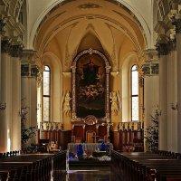 Римско-католический кафедральный собор Успения Пресвятой Богородицы :: Александр Корчемный