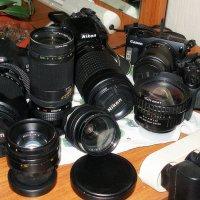 Мои рабочие инструменты.. :: Александр Шимохин