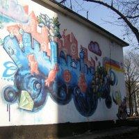 граффити :: Анна Воробьева