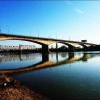 Мост в Адыгею :: Максим Трофименко