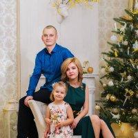 Семья в сборе :: Екатерина Полина