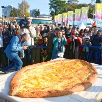 Хачапури рекордсмен = 38 кг. :: Евгений Кузнецов