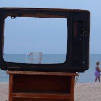 The Box - пляж эмоций. Профилактика канала... :: Александр Резуненко