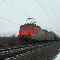 ВЛ11 - 733Б :: Сергей Уткин