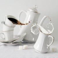 Coffee with milk... :: Liliya