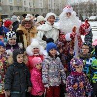 """Новогодний праздник """"Встречаем Новый год!"""" :: Центр Юность"""