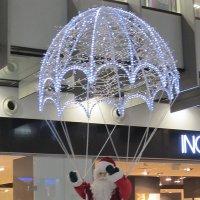 Дед Мороз прилетел! :: Дмитрий Никитин