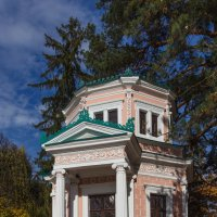 Розовый павильон :: Андрей Нибылица