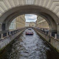 3,5 часа в Санкт-Петербурге :: Sergey Polovnikov
