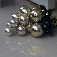 Новогодние шары :: Наталья (D.Nat@lia) Джикидзе (Берёзина)