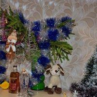 заходи на огонек , в этот славный Новый год..... :: Валентина Папилова