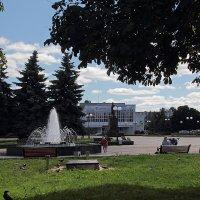Центральная площадь. Карачев. Брянская область :: MILAV V