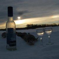 рыба  водка  два ствола :: Владимир Коваленко