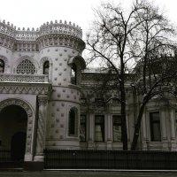 Мавританский стиль в центре Москвы :: Катерина Клаура