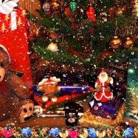 Счастливого Нового года, дорогие друзья!!! :) :: Nina Yudicheva