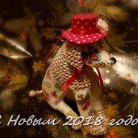 С наступающим Новым годом, друзья!!! :: Ольга Русанова (olg-rusanowa2010)