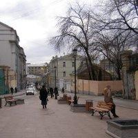 улица Забелина :: Анна Воробьева