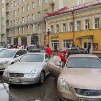 "Вот и  ""Санта""  приехал! :: Виталий Селиванов"