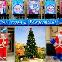 С Новым годом, друзья и гости моей странички! :: Нина Бутко
