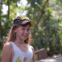 Солнечная девчонка :: liudmila drake