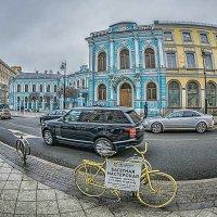 Москва. Мясницкая улица. Конец декабря. :: Игорь Герман