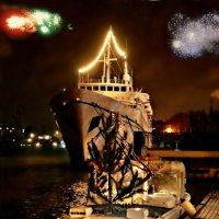 В Новогоднее морское путешествие... :: Кай-8 (Ярослав) Забелин