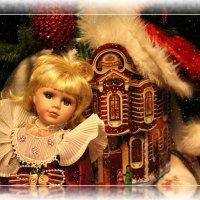 С Новой  Сказкой,С Новым  Годом! :: Eva Tisse