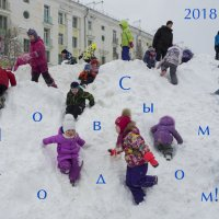 Всех друзей с Новым 2018 годом! (2) :: Владимир Шибинский