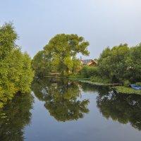 Лето на реке :: Сергей Цветков