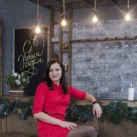 Новогодняя Татьяна :: Юлия Фалей