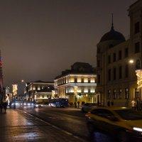Вечерняя Москва :: Лариса *