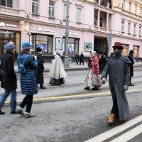 Новогодняя Москва :: Владимир Холодницкий