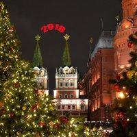 С Новым годом! :: Oleg4618 Шутченко