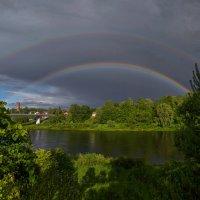Немного радуги. :: Елена Струкова