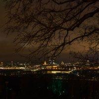 Вечерняя Москва :: Николай Бирюков