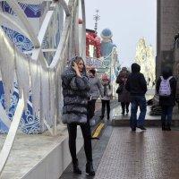 Кругом Снегурочки! :: Татьяна Помогалова
