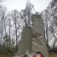 Памятник воинам-интернационалистам.Электроугли :: Таня К