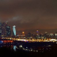 Новогодняя столица :: Mavr -