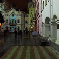 В старинном городе :: Андрей Лукьянов