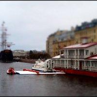 Спасательная станция :: сергей лебедев